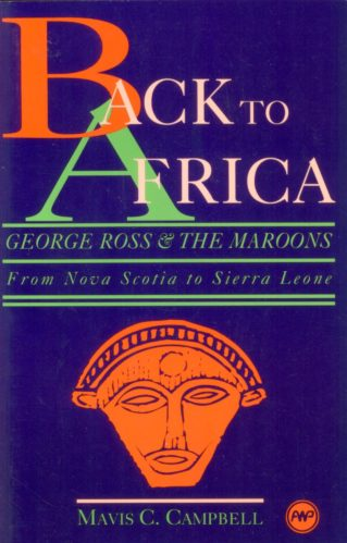 Back to Africa is the odyssey of a group of blacks of the diaspora who made their sojourn from Jamaica to Nova Scotia and finally to Sierra Leone in West Africa at the beginning of the nineteenth century. In this newly formed West African society, they encountered two other black groups from the diaspora who had previously made their return home back to Africa, the chief of these being the African Americas who won their freedom by fighting on the side of the British during the American War of Independence, and were also sent first to Nova Scotia before going to Sierra Leone.