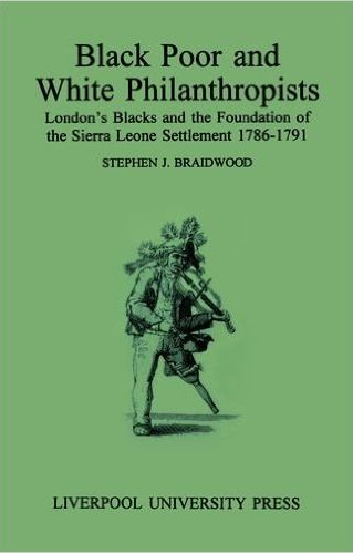 "This book examines the events surrounding the establishment of a settlement in West Africa in 1787, which was later to become Freetown, the present-day capital of Sierra Leone. It outlines the range of ideas and attitudes to Africa which underlay the foundation of the settlement, and the part played by the black settlers themselves, London's ""Black Poor""."